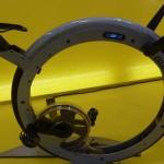 Hoch zu Rad ein preisgekroentes Modell  www.solarimmobilien.de