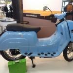 Die Schwalbe kann elektrisch fliegen so nennt man das Motorrad  www.solarimmobilien.de